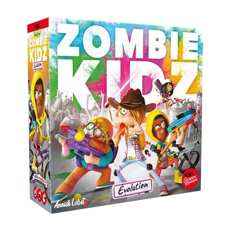 Zombie Kids Evolution