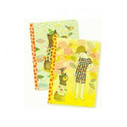 2 petits carnets - Elodie