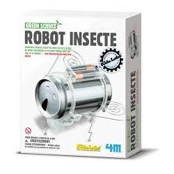 Robot Insecte en Fer Blanc