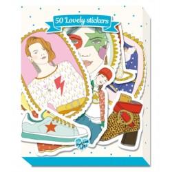 Nathalie - 50 Stickers