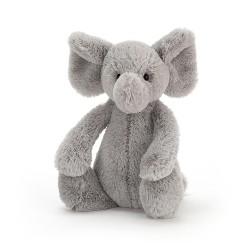 Bashful Elephant - 18 x 9 cm