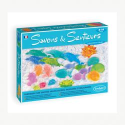 """Kit créatif """"savons et..."""