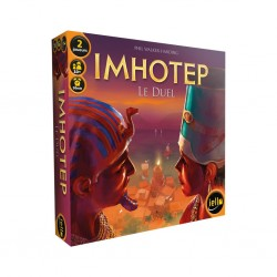 Imhotep Le Duel