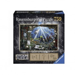 Escape Puzzle 759 pièces -...
