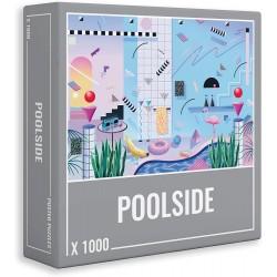 Puzzle 1000 pcs - POOLSIDE...