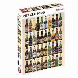 Puzzles 1000 pcs - Bières