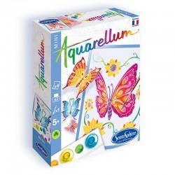 Aquarellum mini papillon