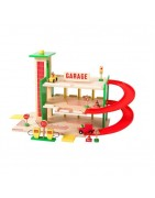 Garages, Parkings